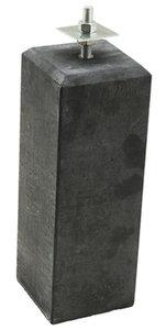 Betonpoer 180x180x500 mm