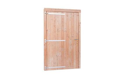 Douglas enkele deur extra breed